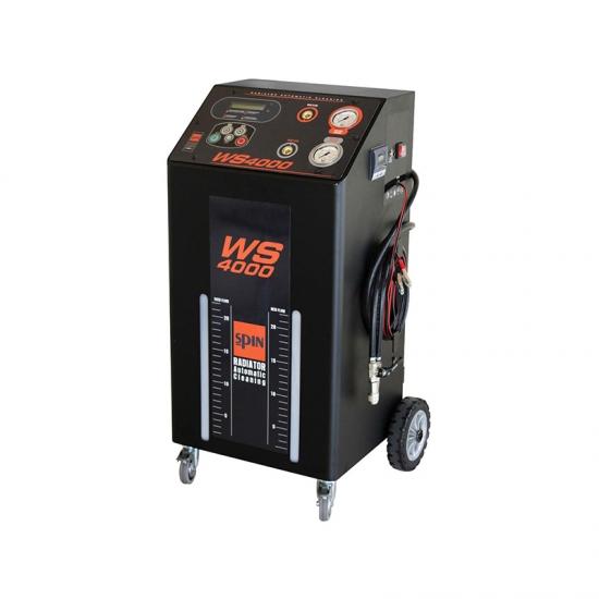 Блок промывки радиатора и замены охлаждающей жидкости полуавтомат Spin WS4000