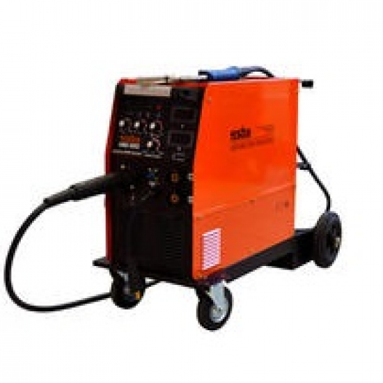 Suvirinimo aparatas JASIC MIG 350 380V 3ph J93