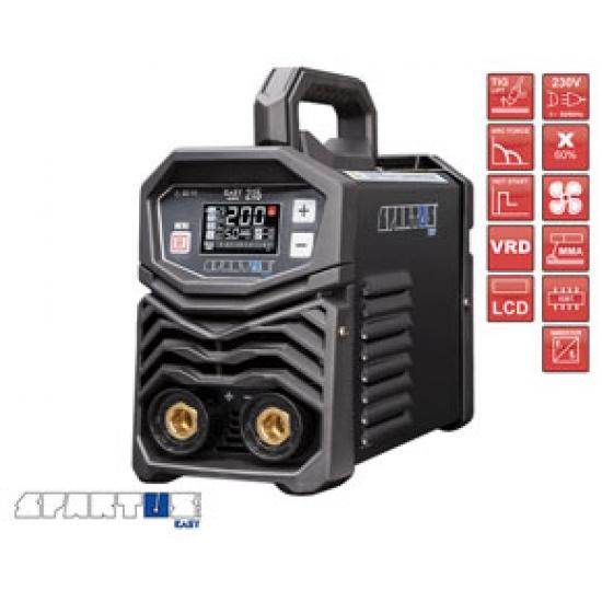 Suvirinimo aparatas SPARTUS® EasyARC 215