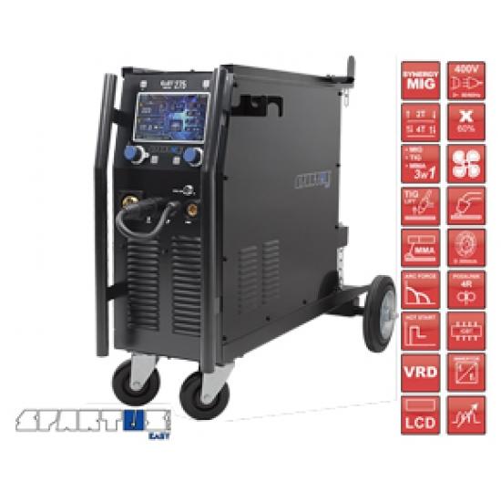 Suvirinimo aparatas SPARTUS® EasyMIG 275
