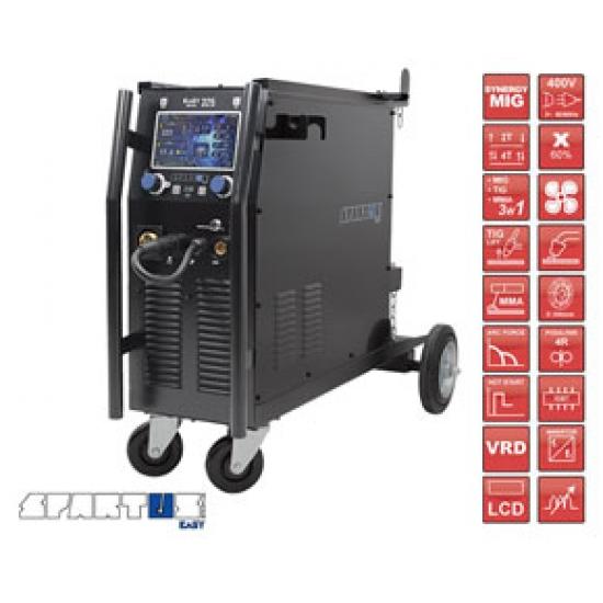Suvirinimo aparatas SPARTUS® EasyMIG 325