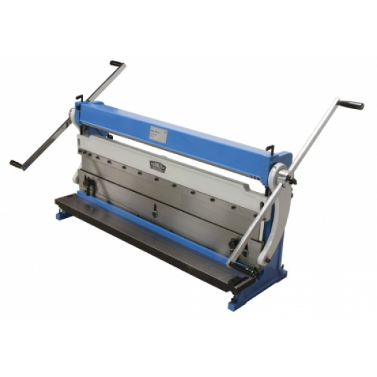 Metal bending, rolling and cutting machines 1016mm