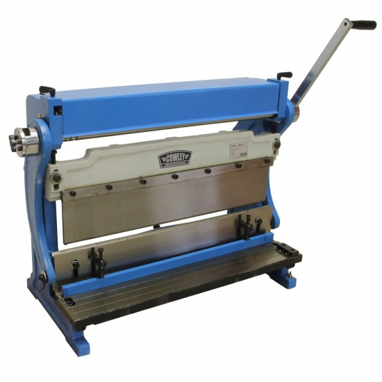 Metal bending, rolling and cutting machines 610mm