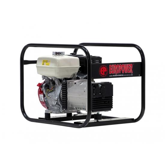 Benzininis elektros generatorius Valkenpower 6 kW 3000 aps/min