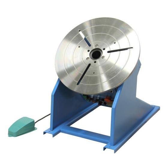 Welding positioner 300 kg Valkenpower