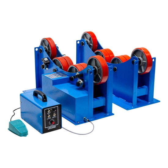 Rotary pipe welding table accessory Valkenpower 3000kg