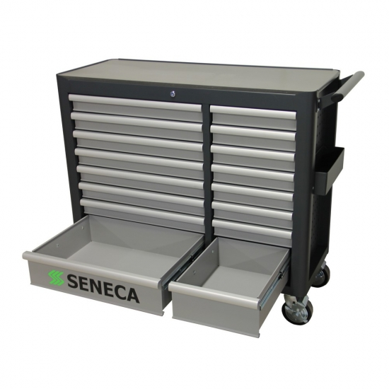 Передвижной инструментальный шкаф на 496 шт. инструменты Valkenpower