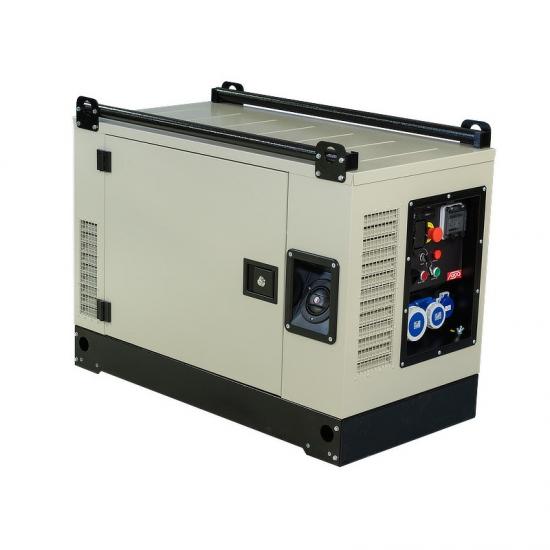 Benzininis elektros generatorius Valkenpower 6,2 kW