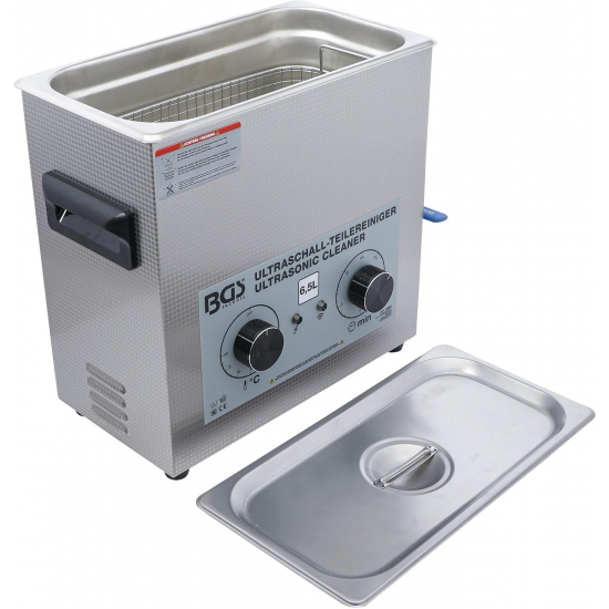 Ultrasonic bath for cleaning parts 6.5 l BD-6880